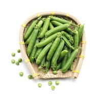 绿鲜知 豌豆角 约500g