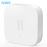 Aqara 动静贴 震动感应已接入米家(MIJIA)苹果HomeKit小米生态智能家居家装安防防盗报警提醒 *8件
