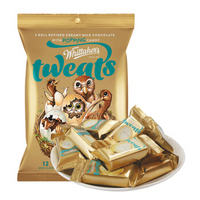 Whittaker's 惠特克 迷你跳跳糖牛奶巧克力 180g 袋装