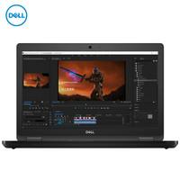戴尔(DELL )设计本Precision3530 15.6英寸移动图形工作站笔记本I7-8750H/8G/2T/P600 4G/W10H/高分屏