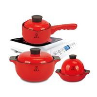 厨夫人 CFR-04C-A 厨夫人厨房陶瓷锅具套组