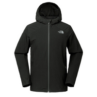 THE NORTH FACE 北面 19春夏新品 24系列 男款跑步夹克 A3GE1 黑色 M
