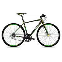 喜德盛(xds) 喜德盛公路自行车RT300A 2018新款上市 现货发售 黑绿700C*480MM