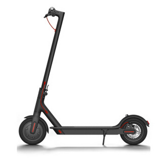 小米米家 电动滑板车 1S 黑色