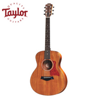 泰勒(Taylor)GS mini系列单板民谣旅行木吉他 便携小腰GS琴体桃花芯木 GS MINI-MAH原声款36寸
