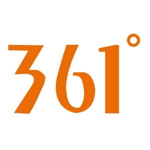 361度/361°