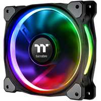 Thermaltake 曜越 Riing Plus H12 LED RGB 机箱风扇 120mm RGB