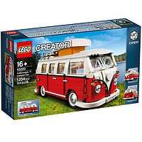 LEGO 乐高  Creator创意百变高手系列 10220 大众T1露营车