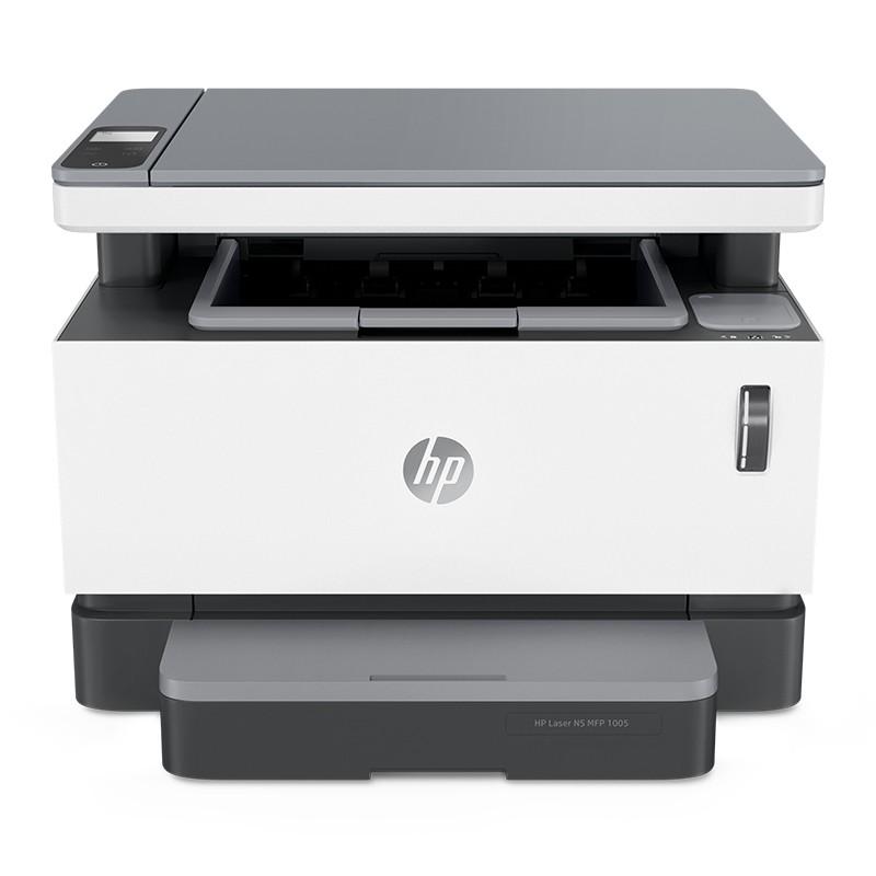 HP 惠普 NS 1005 智能闪充激光多功能一体机