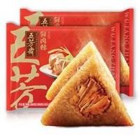 WU FANG ZHAI 五芳斋 速冻鲜肉粽子 100g*10只