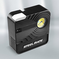 steelmate 铁将军 P05 指针款车载充气泵