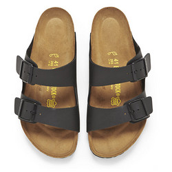 BIRKENSTOCK Arizona 男款双扣凉拖