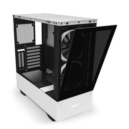 NZXT 恩杰 H510 Elite 机箱 黑白色