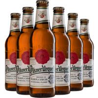 Einstok 冰岛无双 乌奎尔皮尔森啤酒 精酿 (330mL、6瓶、4.4、瓶装)