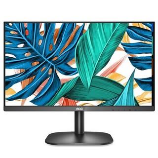 AOC 24B2XH 23.8英寸IPS显示器 (1920×1080、75HZ-120HZ)