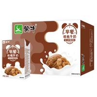 限地区、88VIP:MENGNIU  蒙牛  早餐奶核桃味  250ml*16盒