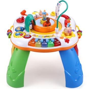 GOODWAY 谷雨 8866 新生儿多功能学习桌 谷雨游戏桌(赠充电器+充电电池)