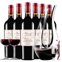 CHATELAIN LAFLEUR 拉斐 干红葡萄酒   整箱装 750ml*6瓶
