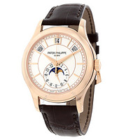 Patek Philippe 百达翡丽 复杂功能时计系列 5205R-001 男士自动机械手表