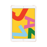 Apple 苹果 iPad 2019款 10.2英寸 平板电脑 32GB WLAN+Cellular版 金色