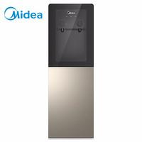 美的(Midea)饮水机家用立式办公双开门柜式饮水器 YR1126S-X温热型