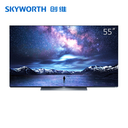 SKYWORTH  创维  55S81 55英寸超薄护眼OLED 4K电视