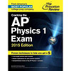 Cracking the AP Physics 1 Exam, 2015 Edition跨越AP考试:物理学1考试2015版 英文原版