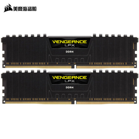 CORSAIR 海盗船 Vengeance LPX DDR4 3600 16GB 台式机内存(8GB*2)