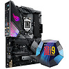 玩家国度(REPUBLIC OF GAMERS)ROG STRIX Z390-E GAMING 主板+英特尔 i9-9900K CPU 板U套装