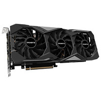 技嘉(GIGABYTE)GeForce RTX 2070 SUPER GAMING OC 3X 8G 256bit GDDR6 吃鸡电竞游戏显卡