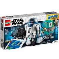 乐高(LEGO)积木 星球大战Star Wars机器人指挥官8岁+ 75253 儿童玩具 男孩女孩生日礼物 9月上新