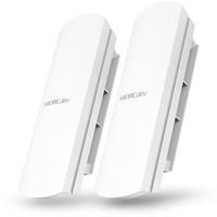 水星(MERCURY) 室外5G无线网桥套装5公里 电梯监控专用wifi点对点远距离传输AP MWB505 套装