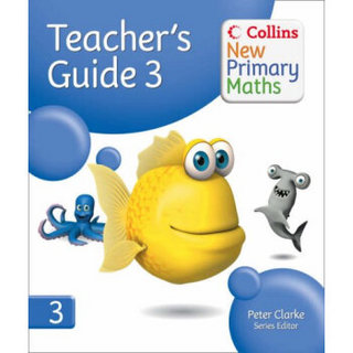 Collins New Primary Maths - Teacher's Guide 3