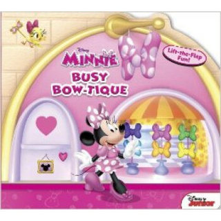 Minnie Busy Bow-tique (Sneak-A-Peek)