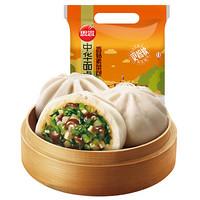 思念 中华面点 香菇素菜包 750g 约25只 方便菜 早餐包子 早茶点心