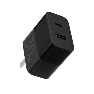 ZMI紫米30W PD双口充电器ipad苹果快充安卓通用多口充电头适用于iPhone12/11/11Pro/8/XR/SE2闪充20W适配器 *6件