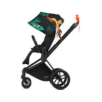 1日0点 : Cybex 赛百适 PRIAM天堂鸟时尚系列 婴儿推车