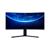 MI 小米 34英寸 VA 曲面FreeSync 显示器(3440×1440、1500R、144Hz、121%sRGB)
