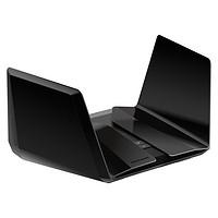 NETGEAR 美国网件 RAX120 6000M WiFi 6 家用路由器 黑色