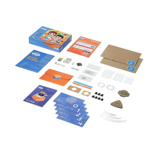 Makeblock makeblock童心制物 儿童编程学习套装编程玩具益智玩具造物编程课儿童礼物