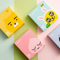 MINISO 名创优品 Kakao Friends 萌趣表情蒸汽眼罩