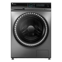 小天鹅 (LittleSwan)超微净泡水魔方系列 10公斤滚筒洗衣机全自动 智能家电  物理去渍 TG100V88WMUIADY5