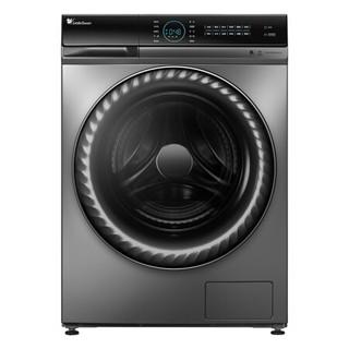 LittleSwan 小天鹅 小天鹅 水魔方系列 TG100V88WMUIADY5 滚筒洗衣机 10KG 银色