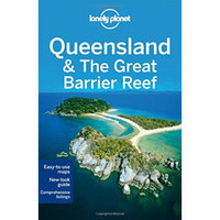 Lonely Planet Queensland & the Great Barrier Reef 7th Edition孤独星球旅行指南:昆士兰和大堡礁 第七版
