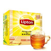 Lipton 立顿 黄牌精选红茶 2g*100包