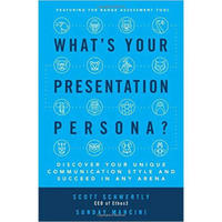 WHAT'S YOUR PRESENTATION PERSONA