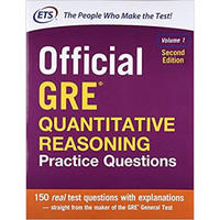 OFFICIAL GRE QUANTITATIVE REASONING PRCTC QNS