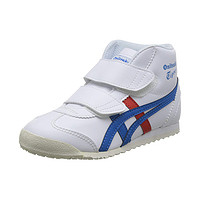 Onitsuka Tiger 鬼塚虎 MEXICO Mid Runner Onitsuka PS 儿童休闲鞋  1184A002-100 (白色 30码)