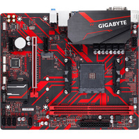 技嘉(GIGABYTE)B450M GAMING 主板 (AMD B450/Socket AM4)