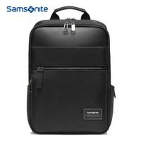 双11预售:Samsonite 新秀丽 TT0 09001 双肩电脑包 黑色